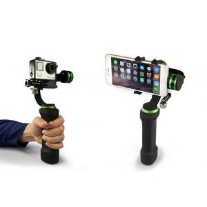 LanParte HHG-01 - gimbal do GoPro i smartfonów