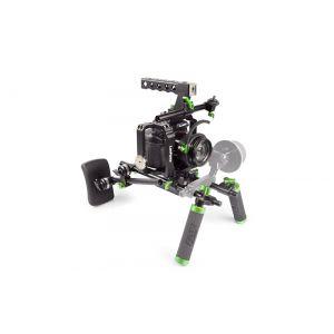LanParte MCK-02 klatka z podpórką do aparatów Sony serii A7 i GH4
