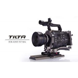 Tilta ES-T15 rig i klatka operatorska Sony FS7