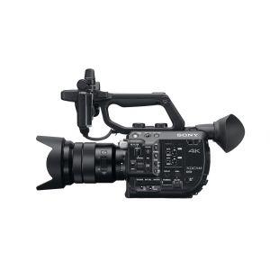 Sony PXW-FS5K kamera 4K z obiektywem