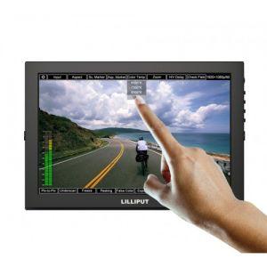 Lilliput TM-1018/O/P - dotykowy monitor podglądowy 10