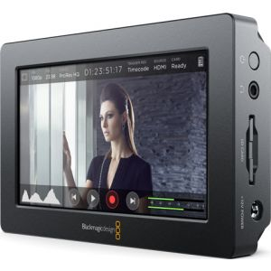 Blackmagic Video Assist recorder wideo