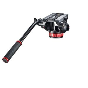 Manfrotto MN 502AH głowica video
