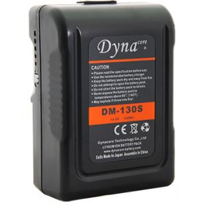 Dynacore MINI DM-130S - lekki akumulator V-lock 130Wh