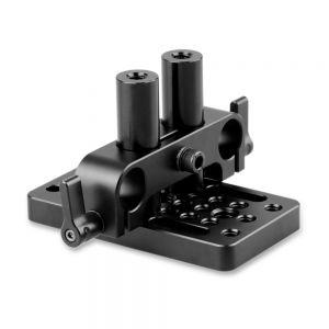 SmallRig 1841 15mm Rod Support Baseplate - baseplate do klatek