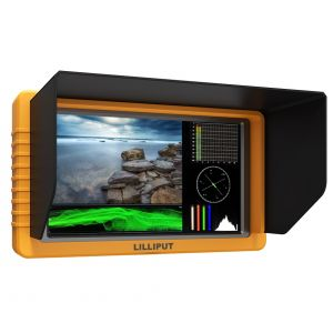 Lilliput Q5 - monitor podglądowy 5.5