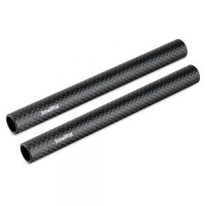 SmallRig 2 x ø15mm Carbon Fiber Rod 15cm 1872 - lekkie wałki