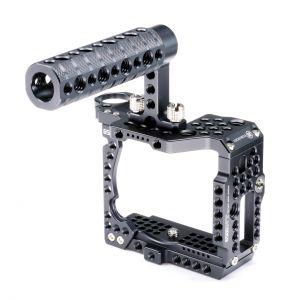 LockCircle 6500NY BUNDLE - klatka z uchwytem do aparatu Sony A6500/A6300