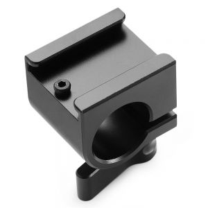 SmallRig 1157 Cold Shoe Rail Clamp (Ø15mm) - mocowanie 2 w 1