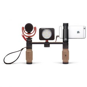 Shoulderpod X1 Pro Rig - profesjonalny rig do smartphone'a