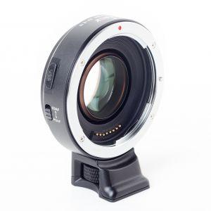 Viltrox EF-E II - adapter bagnetowy Canon EF do Sony E 0.71x