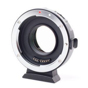 Viltrox EF-M2 II - adapter bagnetowy Canon EF do MFT 0.71x