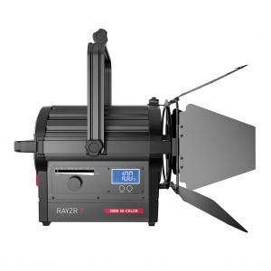 Rayzr 7 300W Bi-color LED Fresnel Premium lampa z soczewką 7