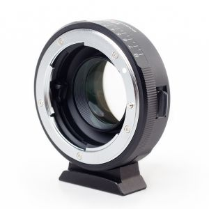 Viltrox NF-M43X - adapter bagnetowy Nikon F do MFT 0.71x