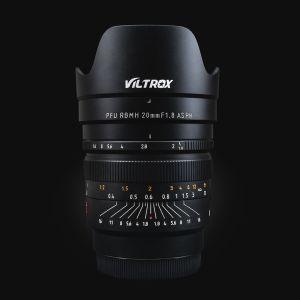 Viltrox PFU RBMH 20 mm f/1.8 ASPH Sony FE - obiektyw szerokokątny