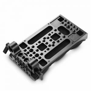 SmallRig 2077 Universal Shoulder Pad 15mm RailBlock - uniwersalny stabilizator naramienny