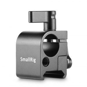 SmallRig 1254 NATO 15mm Rod Clamp - adapter NATO na wałki 15mm