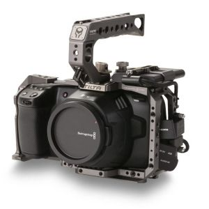 Tilta TA-T01-B BMPCC 4K/6K Camera Cage Basic Kit - klatka operatorska