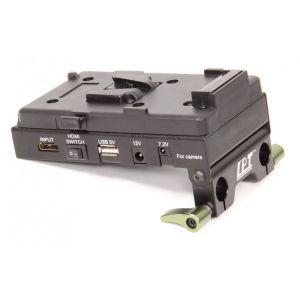 LanParte VBP-01 - adapter akumulatorów V-lock