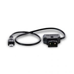 Tilta WLC-T04-PC-PTAP Nucleus-Nano Motor Power Cable (D-Tap) - kabel zasilający