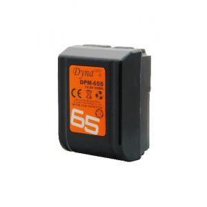 Dynacore DPM-65S - ultra kompaktowy akumulator V-lock 65Wh