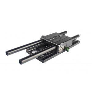 LanParte DB-15-L LWS Support baseplate z łyżwą