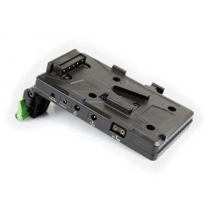 LanParte VBP-02 - lekki adapter akumulatorów V-mount