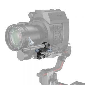 SmallRig 2851 Follow focus rod mount DJI RS 2 - mocowanie rurki