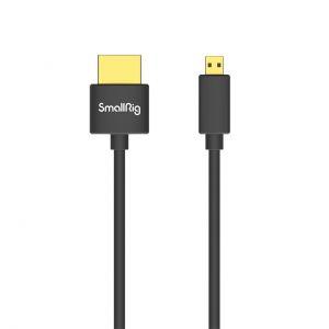 SmallRig 3043 Ultra Slim 4K Micro HDMI Cable 55cm - elastyczny kabel