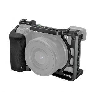 SmallRig 3164 Cage Sony A6 Series - klatka z silikonowym gripem
