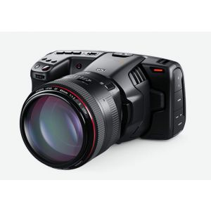 Blackmagic Pocket Cinema Camera 6K - kompaktowa kamera filmowa