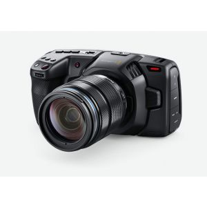 Blackmagic Pocket Cinema Camera 4K - kompaktowa kamera filmowa
