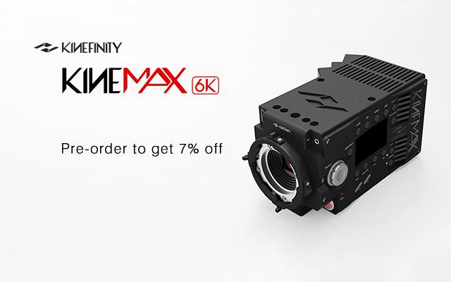 Kinefinity KineMAX pre-order