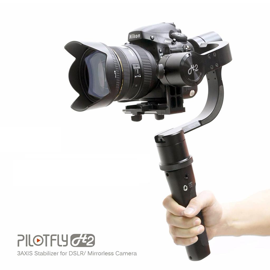 Pilotfly H2 - nowy 3-osiowy gimbal