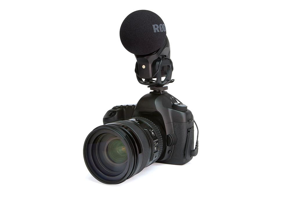 Rode Stereo VideoMic Pro - mikrofon nakamerowy.