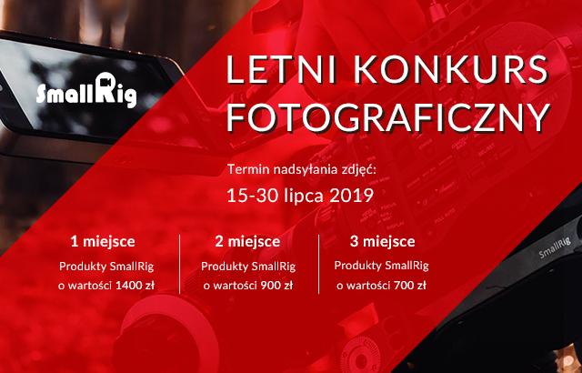 Letni Konkurs Fotograficzny SmallRig