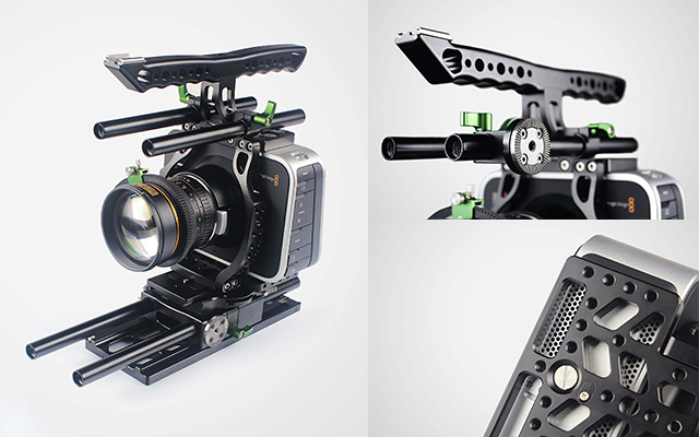 LanParte for Blackmagic`s Cinema Camera