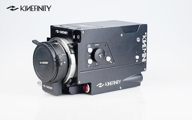 KineMINI 4K - rozpiętość tonalna i ISO