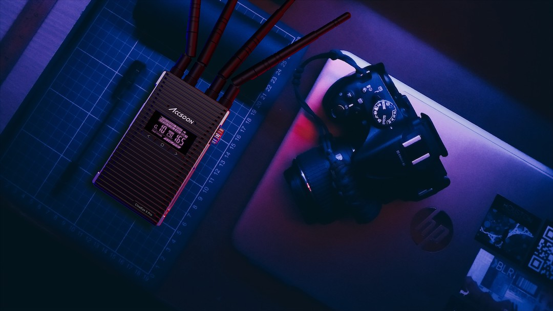 Accsoon CineEye 2 Pro HDMI sygnał