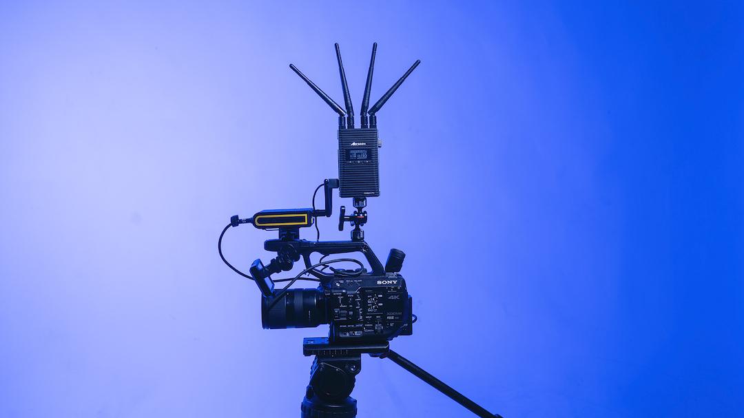 Accsoon CineEye 2 Pro HDMI sound