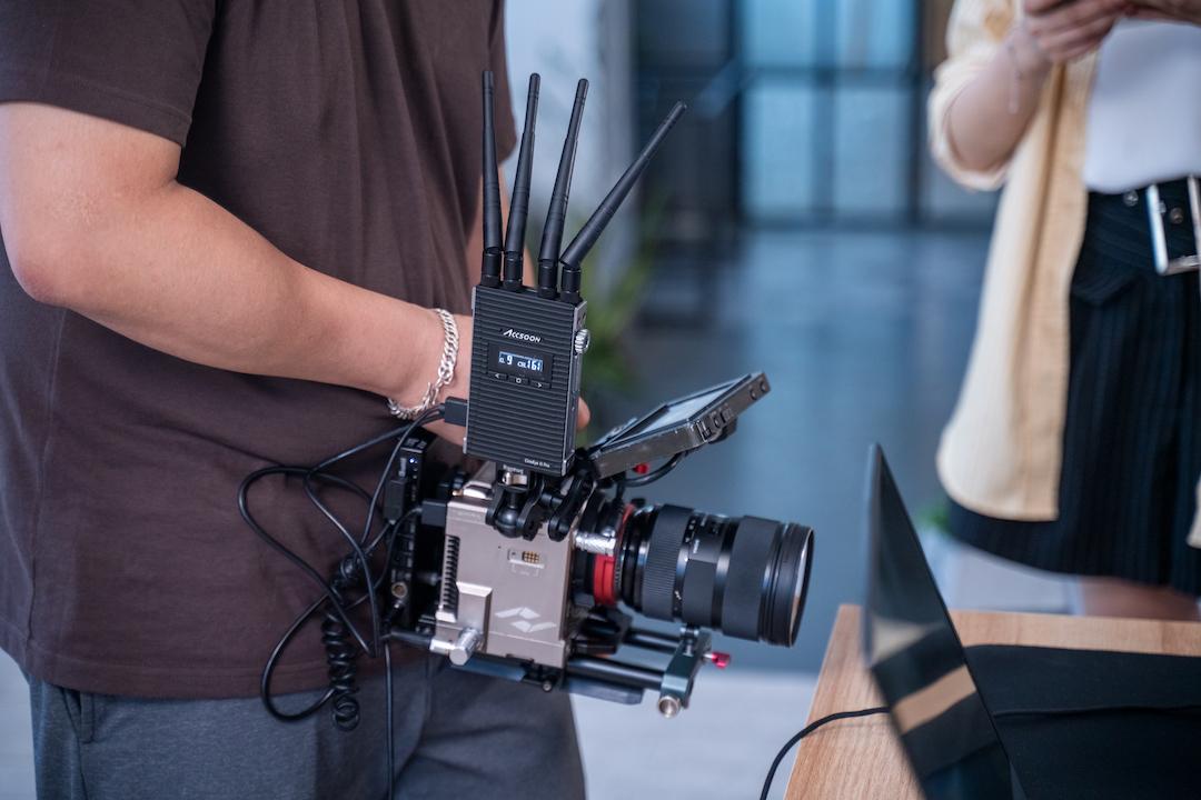 Accsoon CineEye 2 Pro HDMI sterowanie