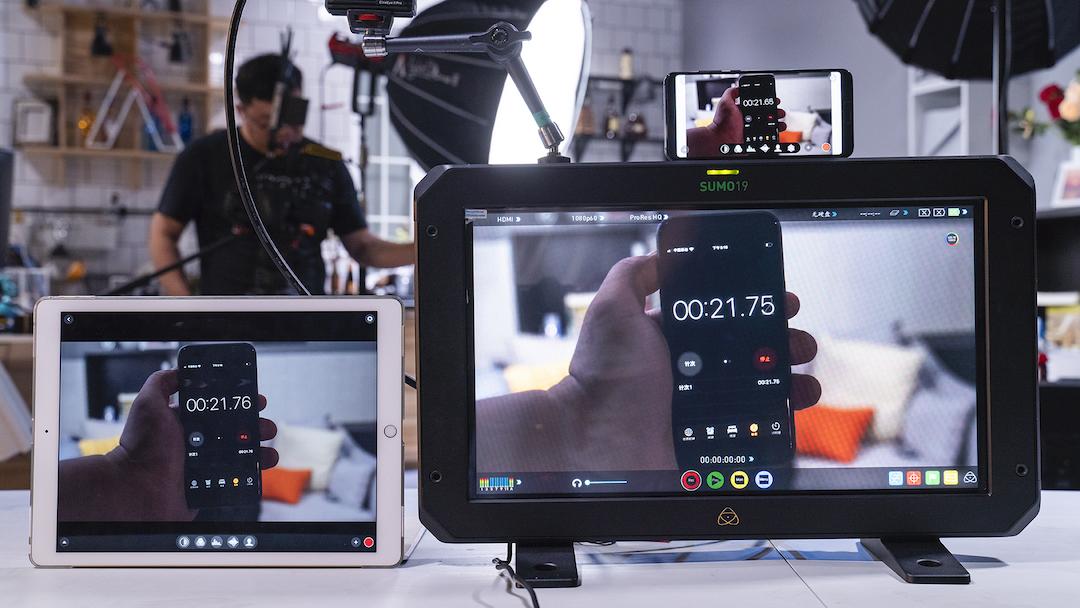 Accsoon CineEye 2S Pro HDMI + SDI kompatybilność