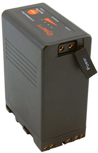 Dynacore DS-U77B - akumulator li-ion 77Wh typu Sony BP-U z gniazdem D-tap 14.8V do zasilania akcesoriów