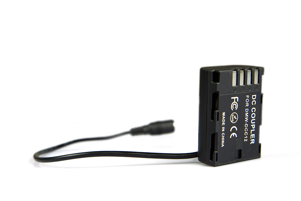 Adapter akumulatora Panasonic DMW-BLF19 - LanParte BLF19P-01