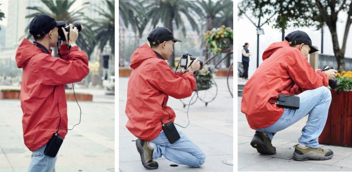 LanParte PB-600 z adapterem FW-50P dummy buttery w miejsce NP-FW50 dla aparatów Sony serii A7 to idealne rozwiązanie dla timelapse'ów i filmowania.