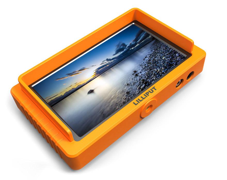 Lilliput Q5 monitor podglądowy do kamery i aparatu