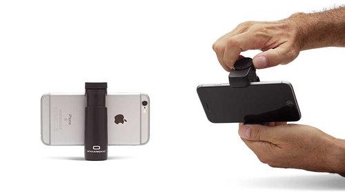 Shoulderpod G1 - bezpieczne mocowanie do smartfona