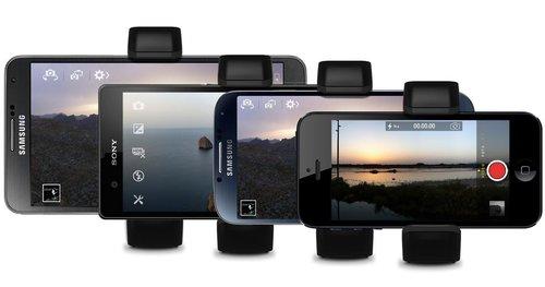 Shoulderpod G1 - mocowanie statywowe do każdego smartfona iPhone, Samsung, Sony