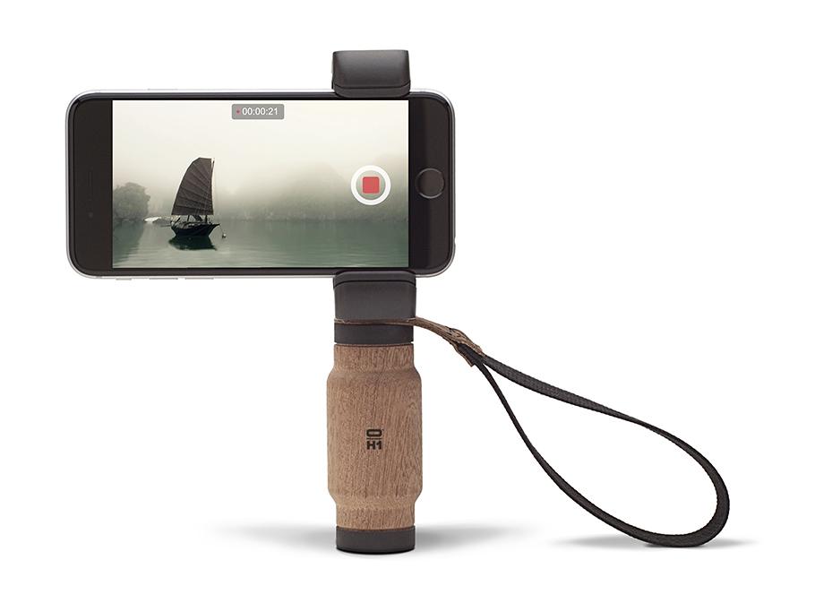 Shoulderpod S2 - stabilizator z uchwytem do smartfonów
