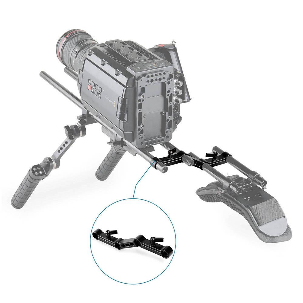 SmallRig 1031 CoolRaiser V3 łącznik offsetowy Ø15mm